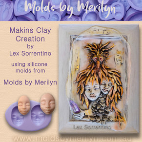 Makin's Clay Plaque by Lex Sorrentino.jp
