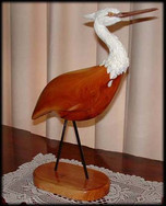 Egret in Wood and clay.jpg