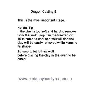 Dragon Casting 8