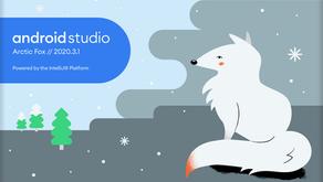 Android Studio Arctic Fox (2020.3.1)