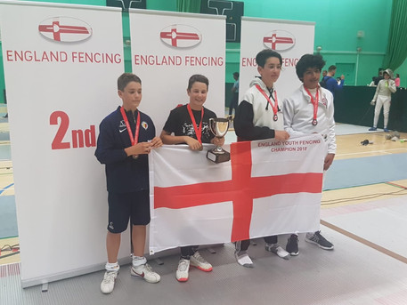 Congratulations to Alec for winning England Youth Championship 2018; fifth time in a row!!!