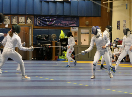 Annual Knightsbridge Fencing Club Winter training camp in January in Budapest!
