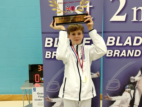Cador Wins The Elite Epee Grand Final!