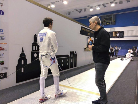 Alec qualified to the World and European Championships 2020