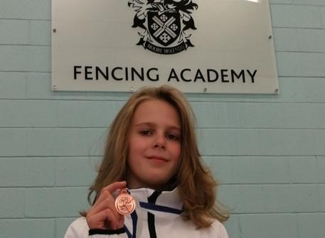 Cador won bronz medal at Millfield Leon Paul Junior Series U11 boys!