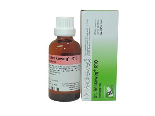 DR. RECKEWEG R10 KLIMAKTERAN GOTAS 50ML