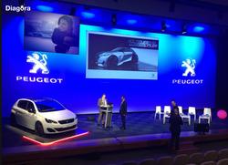 Congrès Peugeot Diagora