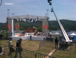 Tournage France 3