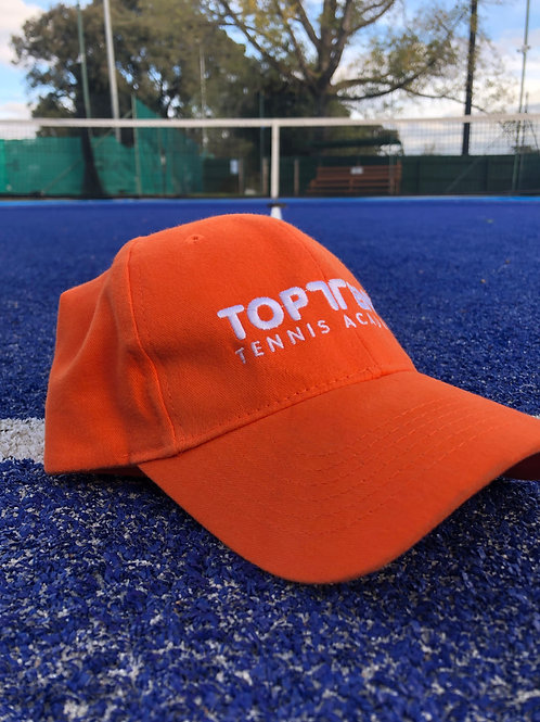Orange Hot Shots Hat