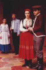 Tinka Milinovich Loryn Frey director opera