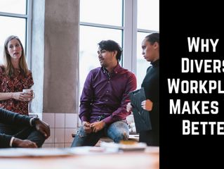 How to Make Your Work Better: Encourage Diversity