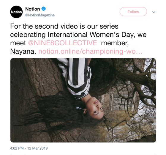 NAYANA FOR NOTION
