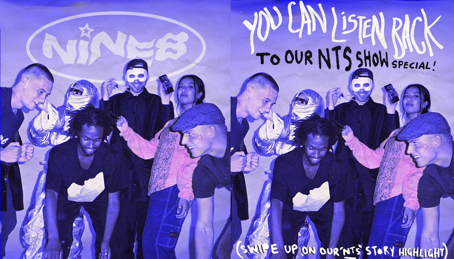 NTS TAKEOVER