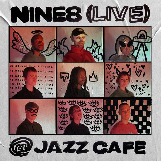 NiNE8 LIVE (JAN
