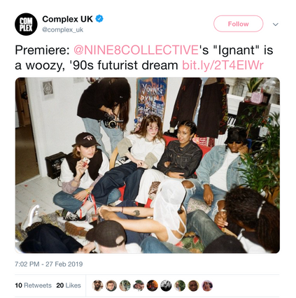 IGNANT VIDEO PREMIERE ON COMPLEX
