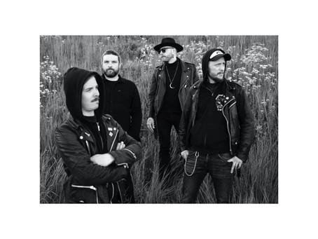 Swärta the rockband portrait day