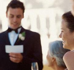 Discorso dello sposo