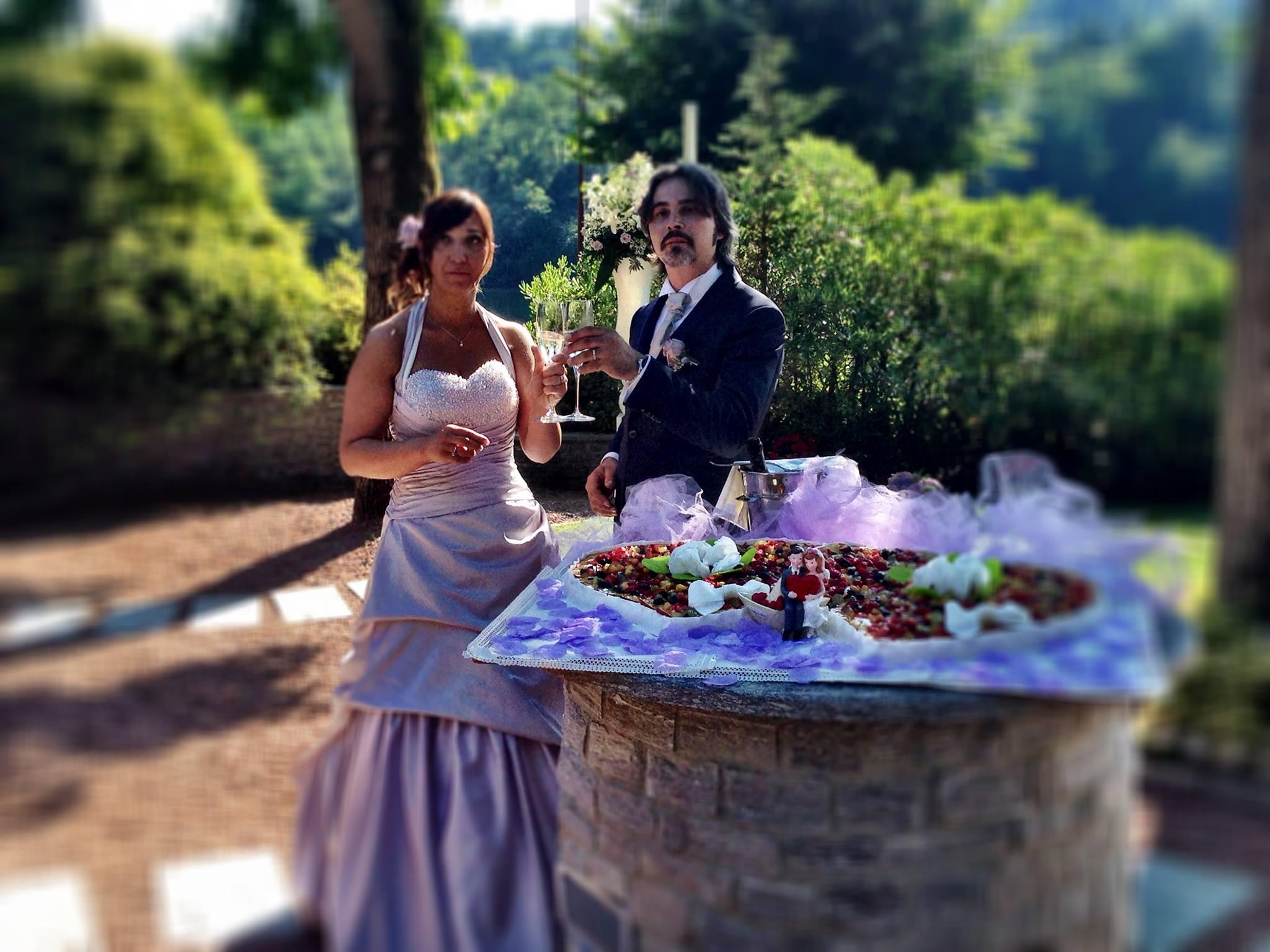 Sposi Matrimonio Lara Conte