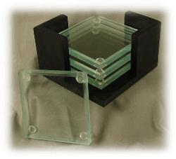 Coaster_Set_Glass