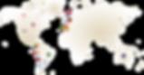 Mapa Pugs Marines Pelo Mundo