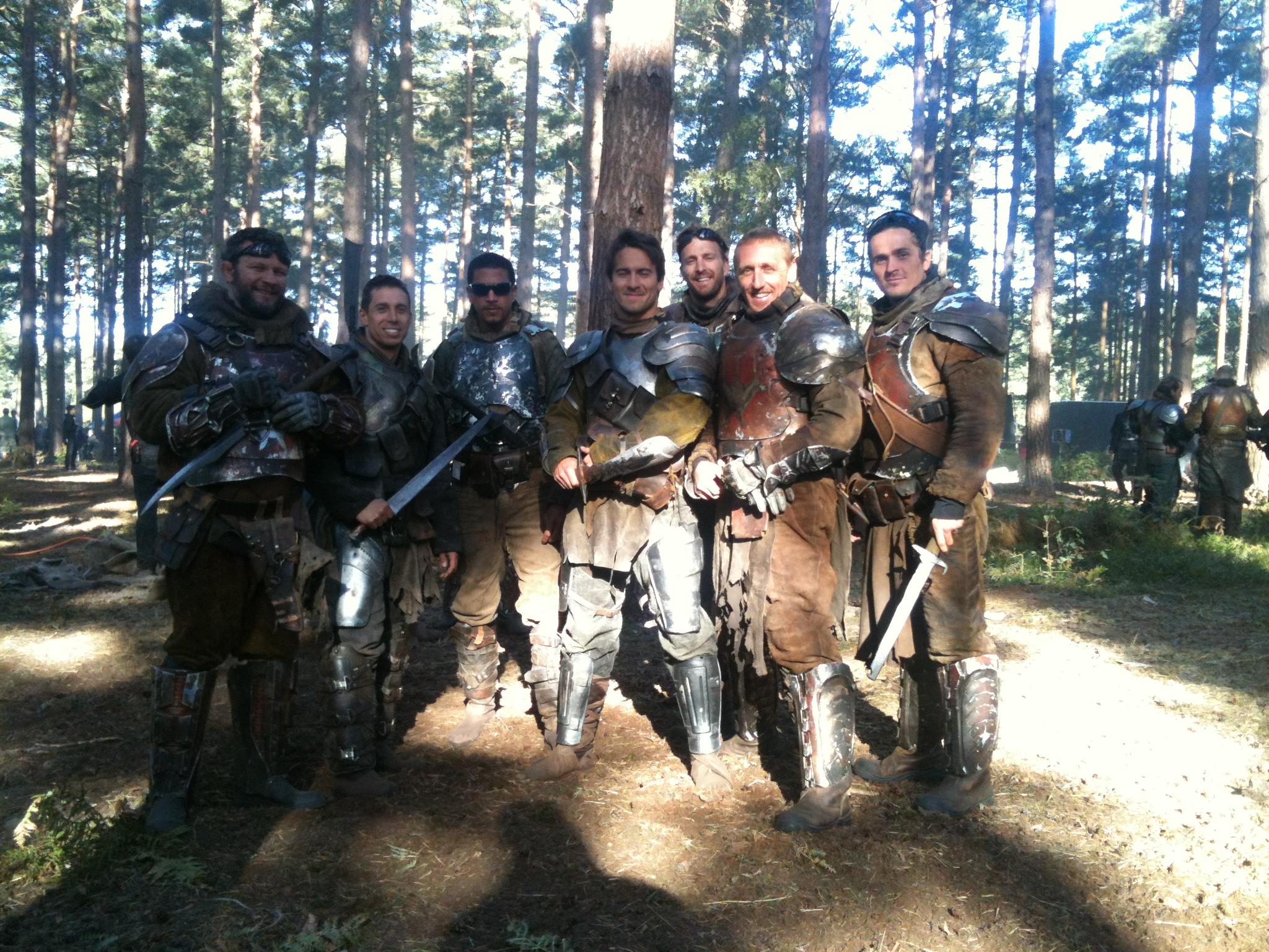 Thor - Stunt Team