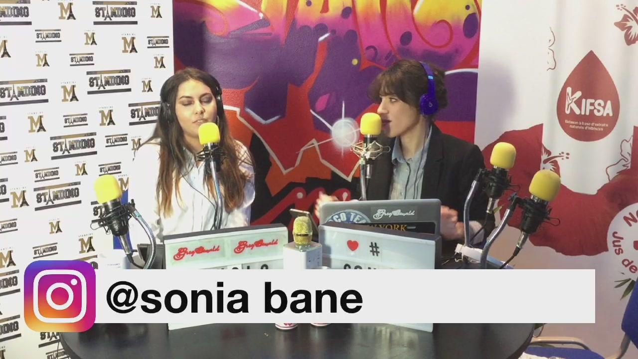 #AcousticLounge avec Sonia BANE