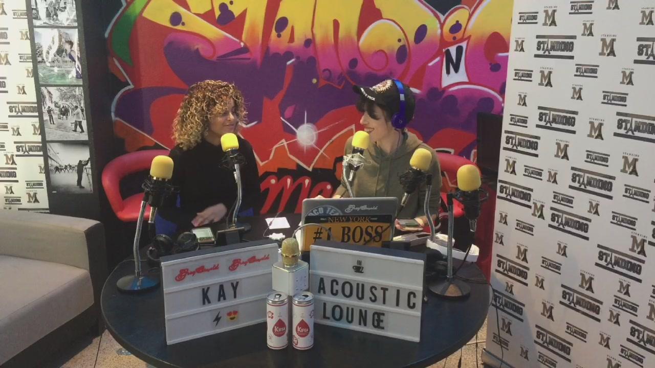 #AcousticLounge avec KAY
