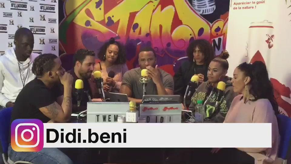 #RadioMixcité avec Didi BENI du groupe TWEM