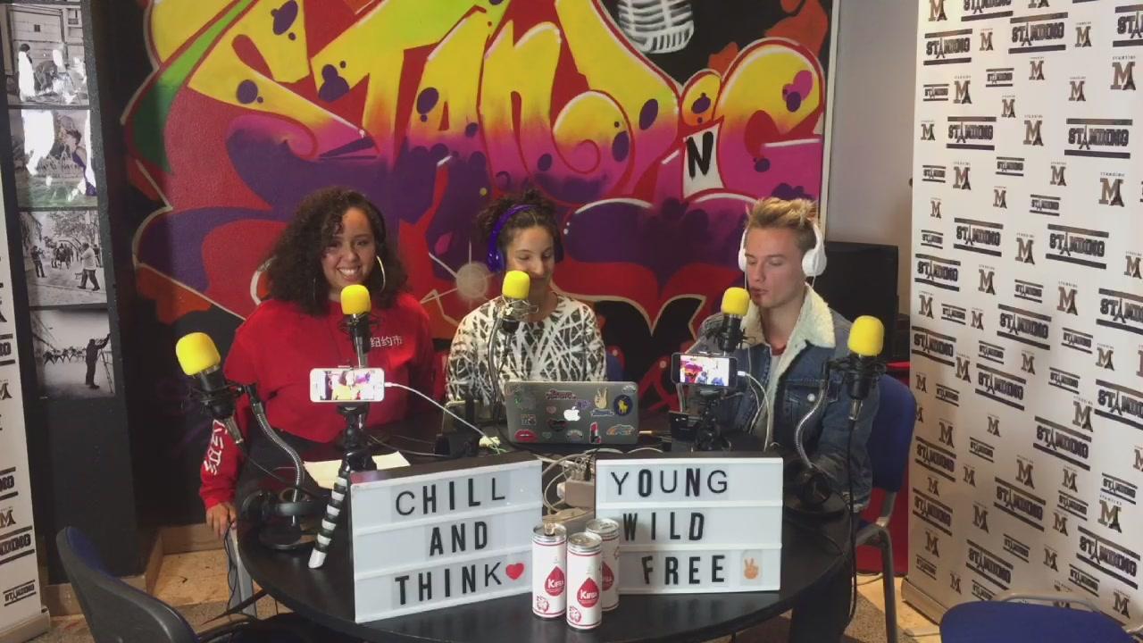 #youngwildandfree émission actualité culturelle et politique selon les jeunes