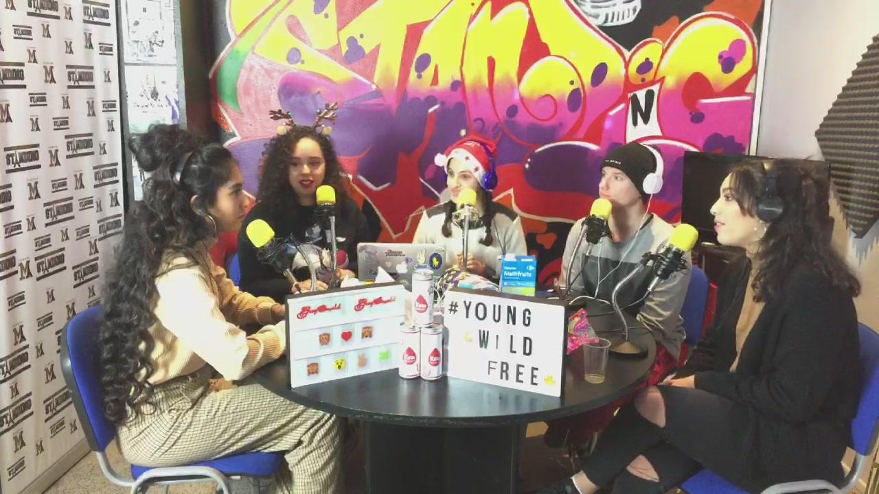 #YoungWildAndFree