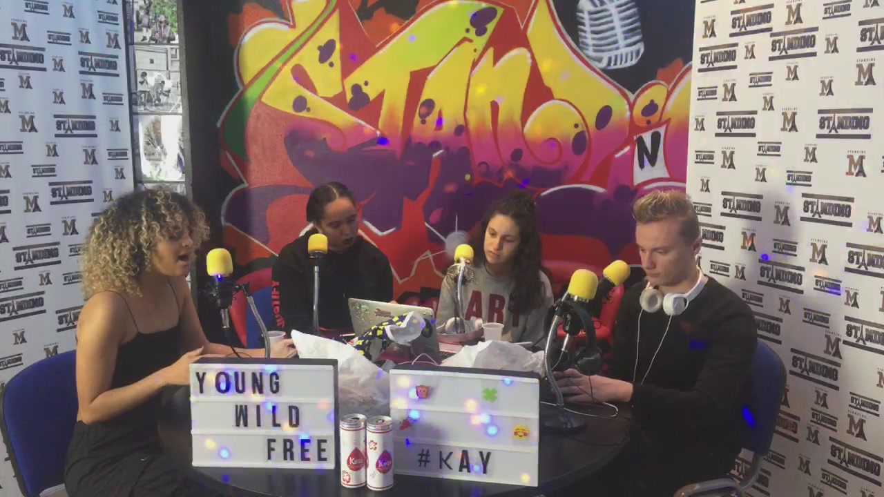 #YoungWildAndFree avec KAY