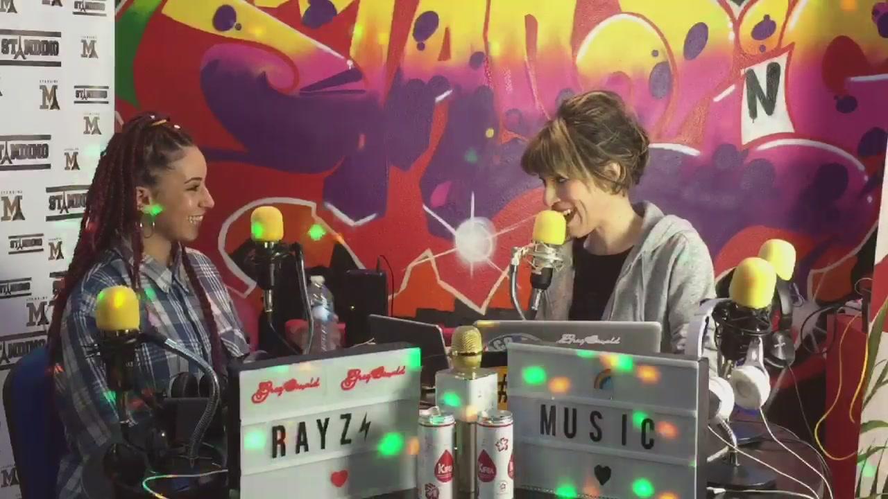 #AcousticLounge avec RAYZE