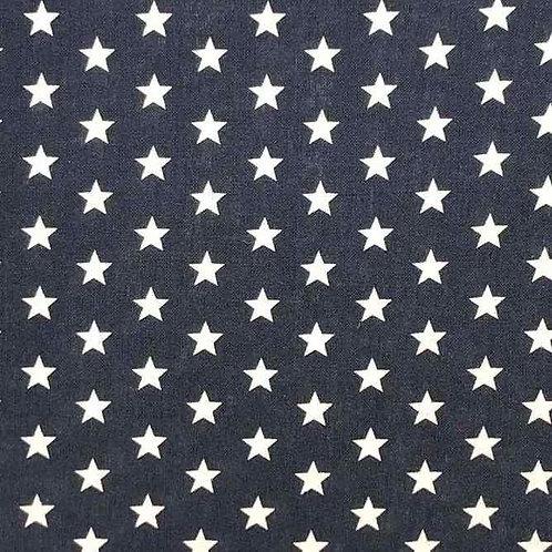 Fully Washable | Small Star Navy
