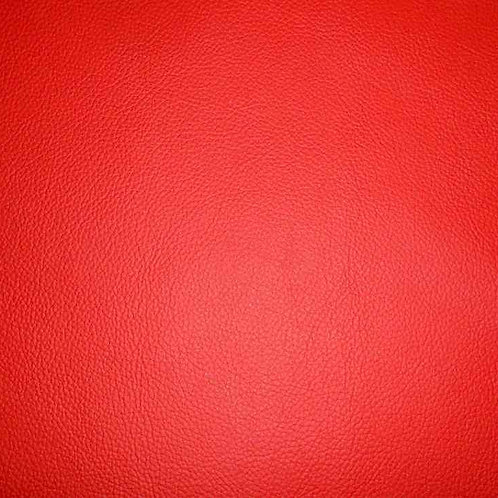 Standard Faux Leather | Fire Engine Red
