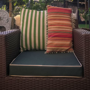 Choosing Outdoor Cushions & Covers