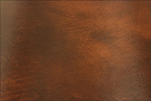 Premium Faux Leather | Chestnut Brown
