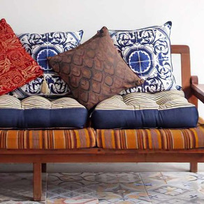 History of Cushion Covers