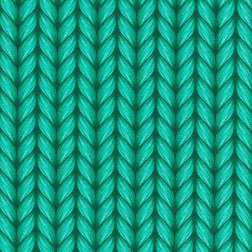 Organic | Plain Stitches Lookalike Green