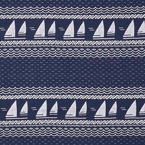 Organic | Ahoi Sail Away - Navy Blue