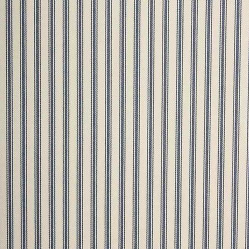 Fully Washable | JF Ticking Blue