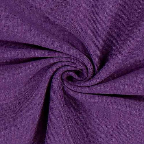 Organic | Smooth Ribbing Lilac