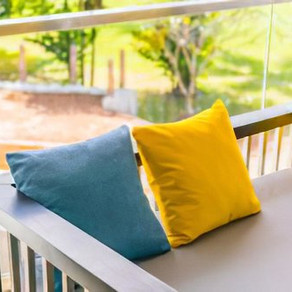 Guide To Cleaning Garden Furniture Cushions