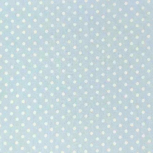 Fully Washable | Sweet Pea Dot Light Blue