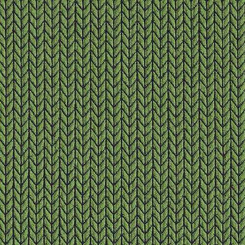Organic   Big Knit Green