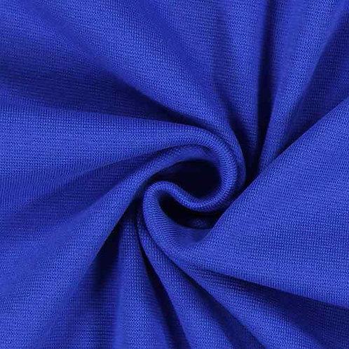 Organic | Smooth Ribbing Royal Blue