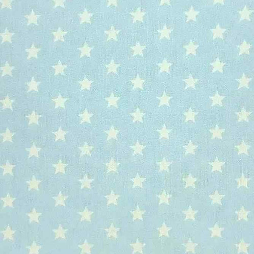 Fully Washable | Small Star Light Blue