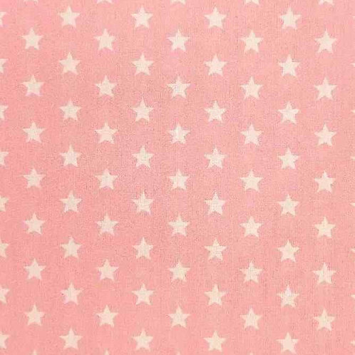 Fully Washable | Small Star Candy Pink