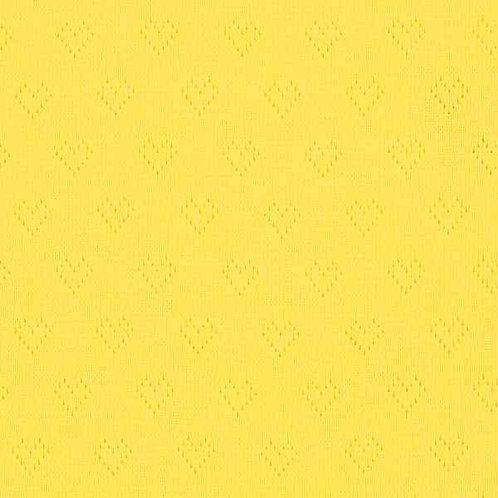 Organic | Weekender Hearts Yellow