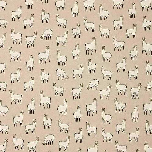 Fully Washable | Llama White