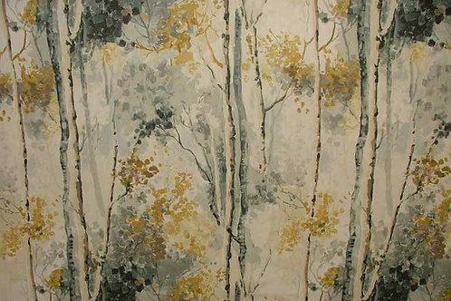 Prestige Cotton Print   Birch Tree